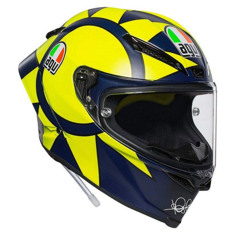 AGV エージーブイ フルフェイスヘルメット ピスタ GP R ヘルメット(PISTA GP R REPLICA) サイズ:XL(61-62cm)