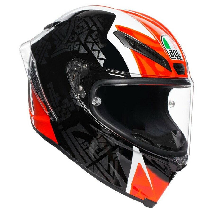 AGV エージーブイ フルフェイスヘルメット コルサ R ヘルメット(CORSA R TOP) サイズ:L(59-60cm)