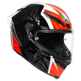 AGV エージーブイ フルフェイスヘルメット コルサ R ヘルメット(CORSA R TOP) サイズ:XL(61-62cm)