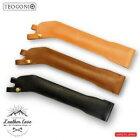 ai-netアイネットキャンプ用品【TEOGONIA/テオゴニア】FT-1レザーケース(ファイヤープレーストング専用品)カラー:ブラック