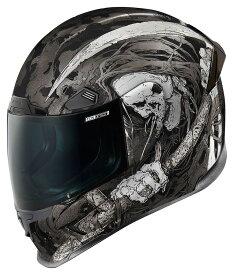 【在庫あり】ICON アイコン フルフェイスヘルメット AIRFRAME PRO HARBINGER HELMET [エアーフレーム プロ ハービンジャー ヘルメット] サイズ:M(57-58cm)