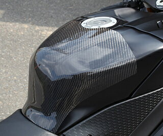 Magical Racing マジカルレーシング タンクカバー タンクエンド 素材:綾織りカーボン製 YZF-R6