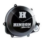 HINSONヒンソンエンジンカバービレットクラッチカバーCRF450LCRF450X