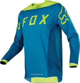 FOX フォックス オフロードジャージ フレックスエアー ジャージ TEAL MOTH Limited Edition サイズ:XL