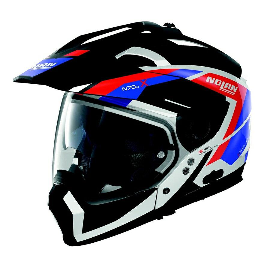 NOLAN ノーラン オフロードヘルメット N70-2X グランデスアルプス サイズ:L(頭囲59-60cm)