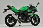 ヤマモトレーシングYAMAMOTORACINGSPEC-AスリップオンマフラーTYPE-Sニンジャ400(2014-)