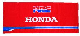 【在庫あり】HONDA RIDING GEAR ホンダ ライディングギア その他グッズ Team HRC フェイスタオル