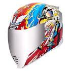 ICONアイコンフルフェイスヘルメットAIRFLITEFREEDOMSPITTERHELMET[エアフライトフリーダムスピッターヘルメット]サイズ:XS(53-54mm)
