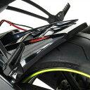 ODAX オダックス リアフェンダー POWERBRONZE インナーフェンダー カラー:ブラック/シルバーメッシュ ZX-6R