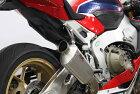TSRテクニカルスポーツレーシングHPTPSレーシングスリップオンマフラーCBR1000RR