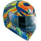 AGVエージーブイフルフェイスヘルメットK-3SVヘルメット(FIVECONTINENTSMPLK)サイズ:S(55-56cm)