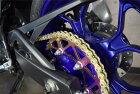 ADVANTAGEアドバンテージXAM&DIDドライブチェーン&前後スプロケットキット(タフライトスチール)カラー:ゴールド500XCBR500FCBR500RCBR500X
