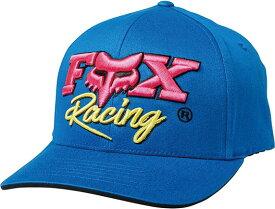FOX フォックス 帽子 CASTR FLEXFIT HAT[キャスター フレックスフィットハット]