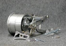 【在庫あり】GM-MOTO ジーエムモト モンキー用8インチ 5.5Jホイール付ワイドスイングアーム コンプリートキット モンキー
