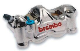 【在庫あり】Brembo ブレンボ CNCラジアルマウントブレーキキャリパーキット P4 32/32 108mm GP4 RX 左右セット