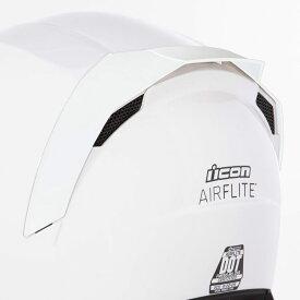 ICON アイコン 【ヘルメット・オプションパーツ】REARSPOILER AIRFLITE RUBATONE [リアスポイラー エアフライト ルバトーン] AIRFLITE