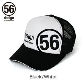 56design 56デザイン Circle Mesh Cap[サークル メッシュ キャップ]