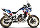 AKRAPOVIC アクラポビッチ レーシングライン フルエキゾーストマフラー CRF1100L Africa Twin Adventure Sports