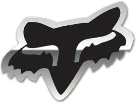FOX フォックス ヘッド ステッカー サイズ:6.5cm
