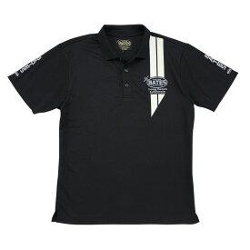 BATES ベイツ クールテックスポロシャツ
