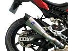 TSR テクニカルスポーツレーシング HPTPS3C ショートメガホン スリップオンマフラー S1000RR