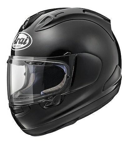 【在庫あり】Arai アライ フルフェイスヘルメット RX-7X [アールエックス セブンエックス グラスブラック] ヘルメット サイズ:L(59-60cm)