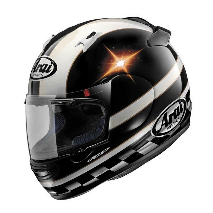 Arai アライ フルフェイスヘルメット QUANTUM-J CLASSIC STAR [クアンタム-J クラシック スター クラシック スター] ヘルメット サイズ:L(59-60cm)
