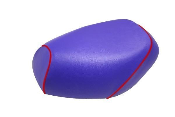 GRONDEMENT グロンドマン その他シートパーツ 国産シートカバー 張替タイプ カラー:青/赤パイピング アドレス V125 G (CF46) アドレス V125 G (CF4E)
