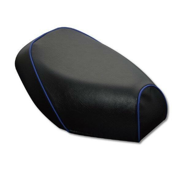 GRONDEMENT グロンドマン その他シートパーツ 国産シートカバー 張替タイプ カラー:黒/青パイピング アドレスV125
