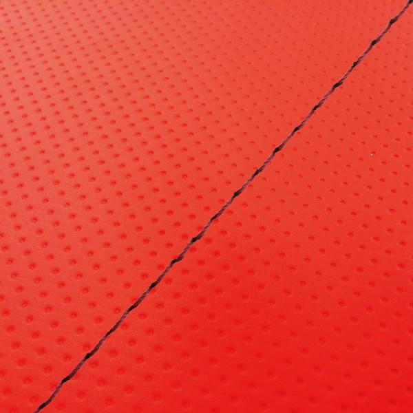 GRONDEMENT グロンドマン その他シートパーツ 国産シートカバー 張替タイプ カラー:フルエンボスレッド/赤ステッチ アドレス V125 G (CF46) アドレス V125 G (CF4E)