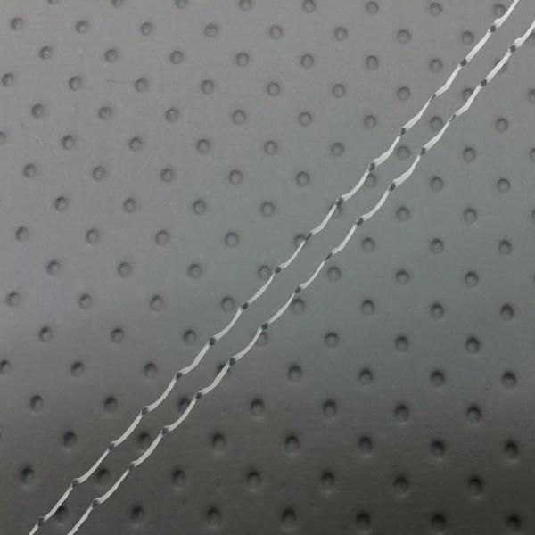GRONDEMENT グロンドマン その他シートパーツ 国産シートカバー 張替タイプ カラー:フルエンボスグレー/透明ダブルステッチ アドレス V125 G (CF46) アドレス V125 G (CF4E)
