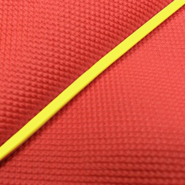 GRONDEMENT グロンドマン その他シートパーツ 国産シートカバー 被せタイプ カラー:スベラーヌレッド/黄色パイピング アドレス V125 G (CF46) アドレス V125 G (CF4E)