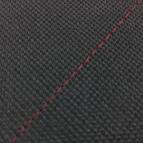 GRONDEMENT グロンドマン その他シートパーツ 国産シートカバー 張替タイプ カラー:スベラーヌブラック/赤ステッチ アドレス V125 G (CF46) アドレス V125 G (CF4E)