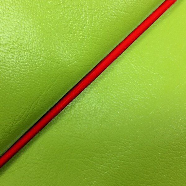 GRONDEMENT グロンドマン その他シートパーツ 国産シートカバー 被せタイプ カラー:ライムグリーン/赤パイピング アドレスV125