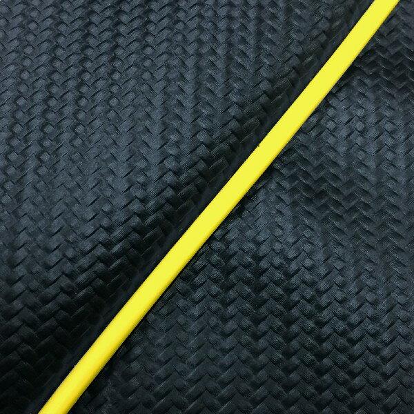 GRONDEMENT グロンドマン その他シートパーツ 国産シートカバー 被せタイプ カラー:カーボンブラック/黄色パイピング アドレスV125