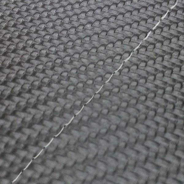 GRONDEMENT グロンドマン その他シートパーツ 国産シートカバー 張替タイプ カラー:カーボンブラック/透明ステッチ アドレスV125