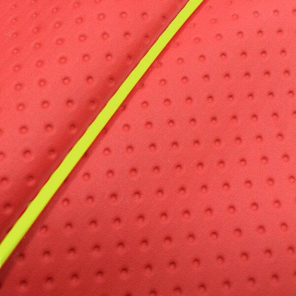 GRONDEMENT グロンドマン その他シートパーツ 国産シートカバー 被せタイプ カラー:フルエンボスレッド/黄色パイピング アドレスV125