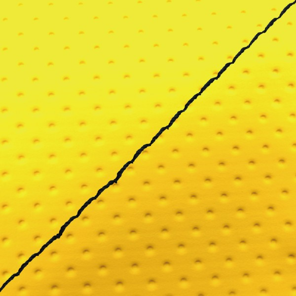 GRONDEMENT グロンドマン その他シートパーツ 国産シートカバー 張替タイプ カラー:フルエンボスイエロー/黒ステッチ アドレスV125