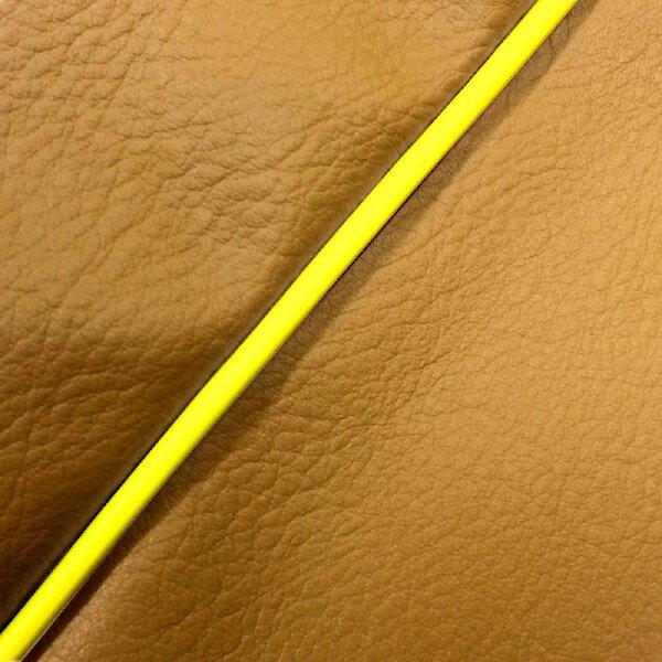 GRONDEMENT グロンドマン その他シートパーツ 国産シートカバー 張替タイプ カラー:黄土色/黄色パイピング アドレスV125