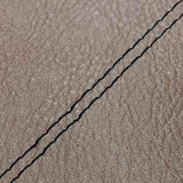 GRONDEMENT グロンドマン その他シートパーツ 国産シートカバー 張替タイプ カラー:ダークブラウン/黒ダブルステッチ アドレスV125