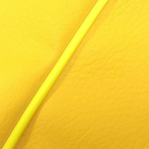 GRONDEMENT グロンドマン その他シートパーツ 国産シートカバー 被せタイプ カラー:イエロー/黄色パイピング アドレスV125