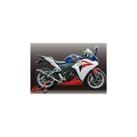 【在庫あり】Force-Design フォルスデザイン アンダーカウル TYPE-R カラー:ロスホワイト CBR250R (2011-)