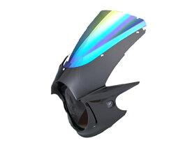 Force-Design フォルスデザイン ビキニカウル・バイザー ビキニカウル エンデュランススクリーン カラー:パールファイヤーオレンジ スクリーンカラー:ミラー HORNET250 (MC31) 96-07