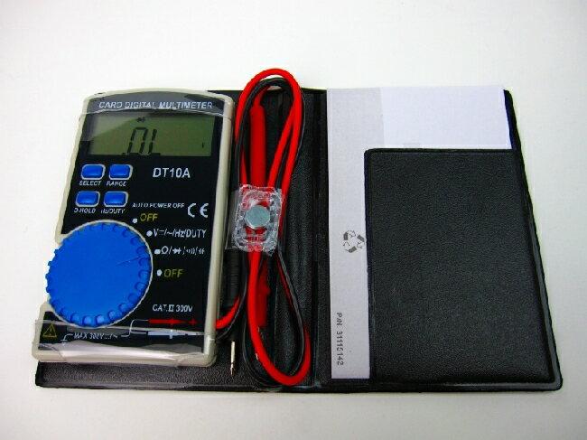 【在庫あり】MINIMOTO ミニモト 電気・電圧計 手帳型ポケットテスター