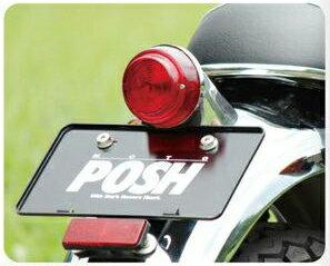 【イベント開催中!】POSH Faith ポッシュ フェイス テールランプ 丸型テールライトキット W400 W650 W800
