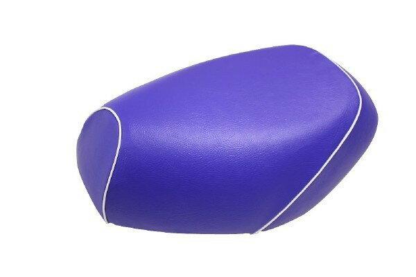 GRONDEMENT グロンドマン その他シートパーツ 国産シートカバー 張替タイプ カラー:青/白パイピング アドレス V125 G (CF46) アドレス V125 G (CF4E)