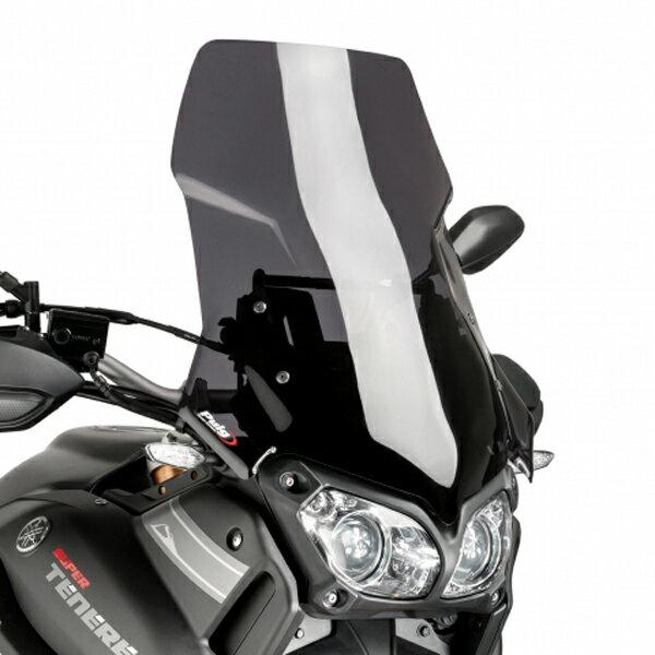 【イベント開催中!】 Puig プーチ ツーリングスクリーン カラー:ダークスモーク XT1200Z SUPER TENERE 14-17