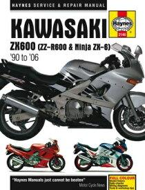 HAYNES ヘインズ 書籍 サービスマニュアル【英文加筆版】 Ninja ZX-6 ZZ-R600