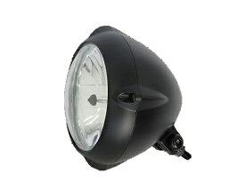Neofactory ネオファクトリー ヘッドライト本体・ライトリム/ケース 5-3/4インチ ビンテージスタイルヘッドライト カラー:マットブラック 汎用
