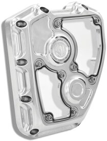 RSD Roland Sands Design ローランドサンズ タイミングカバー (CLARITY/クロム) TWINCAM [ツインカム] 01-13